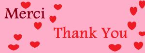 Merci-Thank You